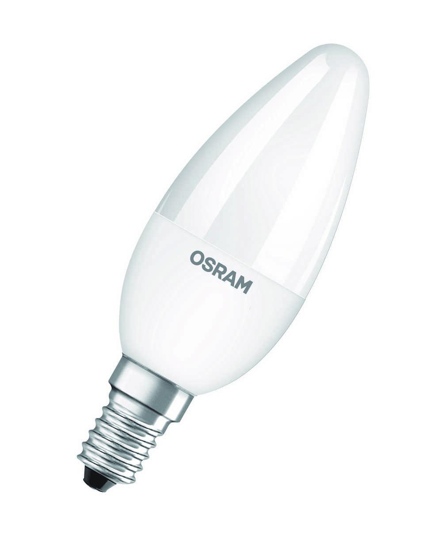 LEDSUPERST GLOWDIM CLB40 E14 6W WW