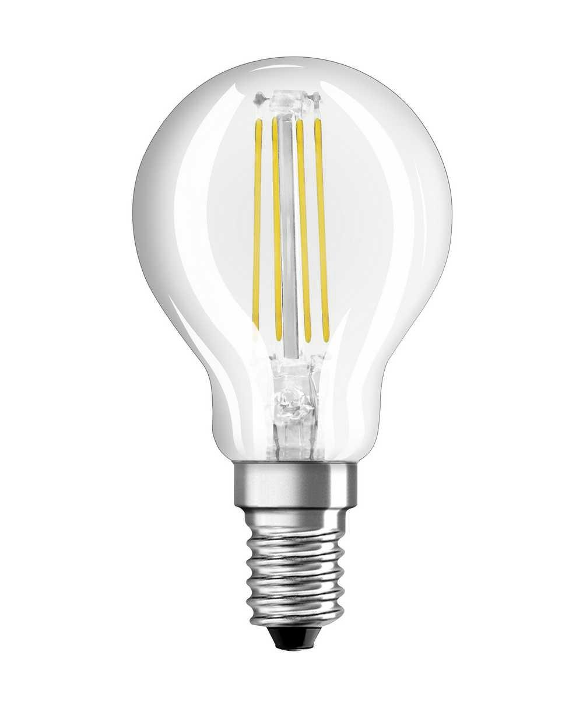 LED RETROF CLP37 E14 4W WW HELD FIL