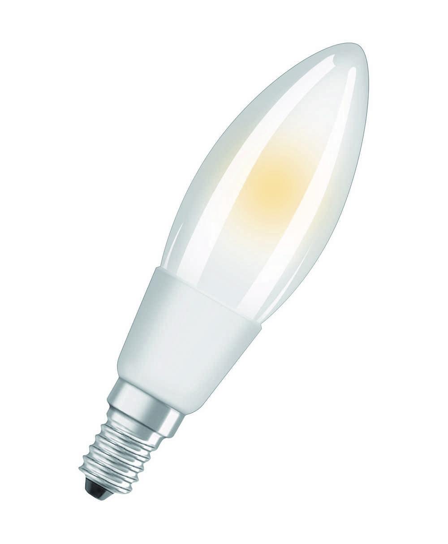 LED RETROF MAT CLB40 DIM E14 5W WW