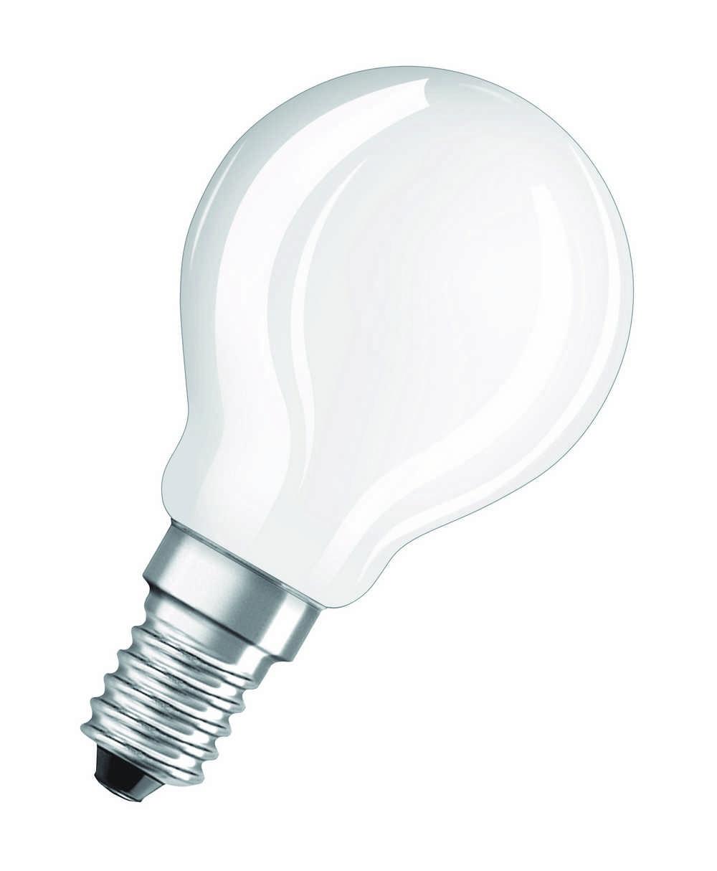 LED RETROF CLP40 E14 5W WW GL MELKW
