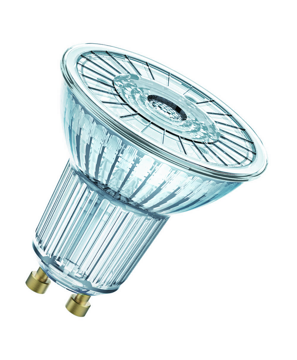 LED STAR GU10 4.3W WW 2ST