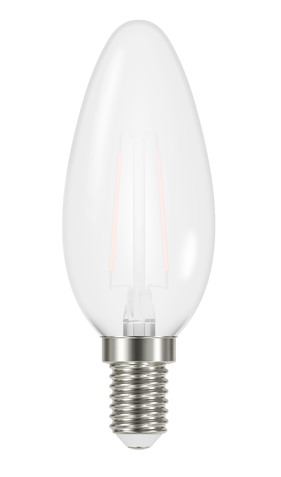 LED KAARS E14 2.4W 235LM MAT