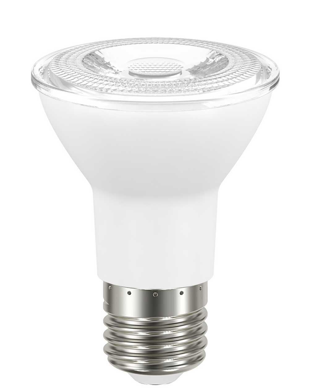 LED REFL E27 6W WW 515LM