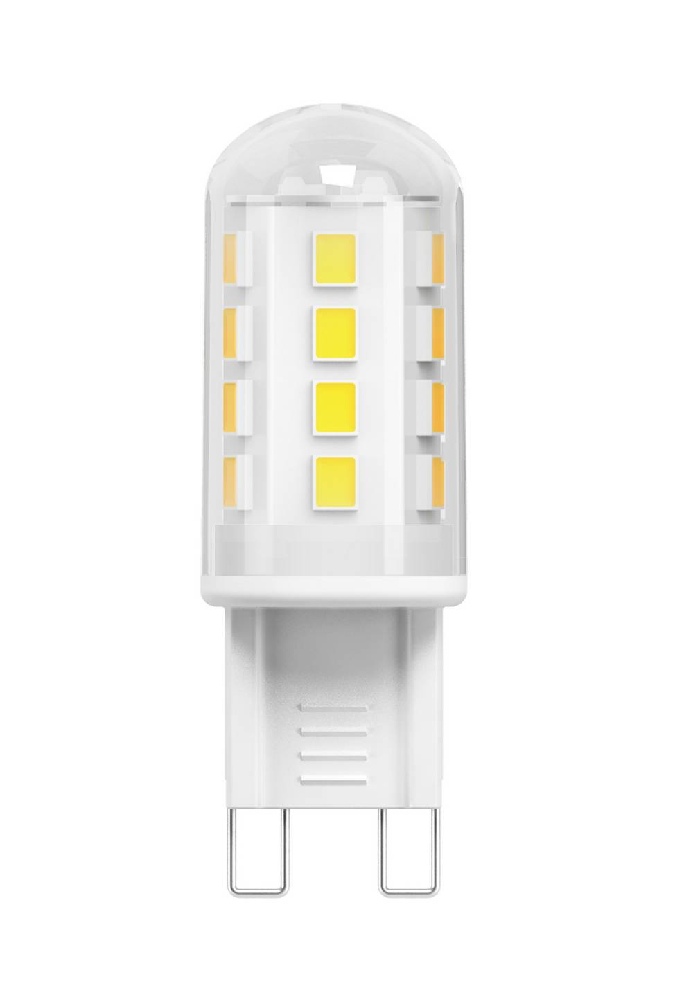 LED STEEK G9 2.2W WW 200LM