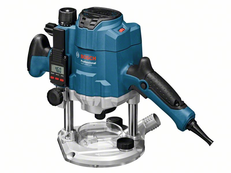 Bovenfreesmachine GOF 1250 LCE (19 mm moersleutel, centreers