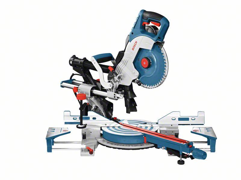 Stationaire machine GCM 8 SDE (Cirkelzaagblad 216 x 30 mm en