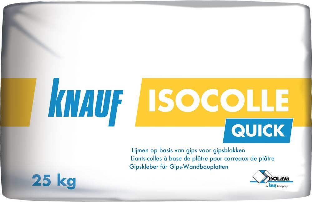 Isocolle quick 25kg (55)