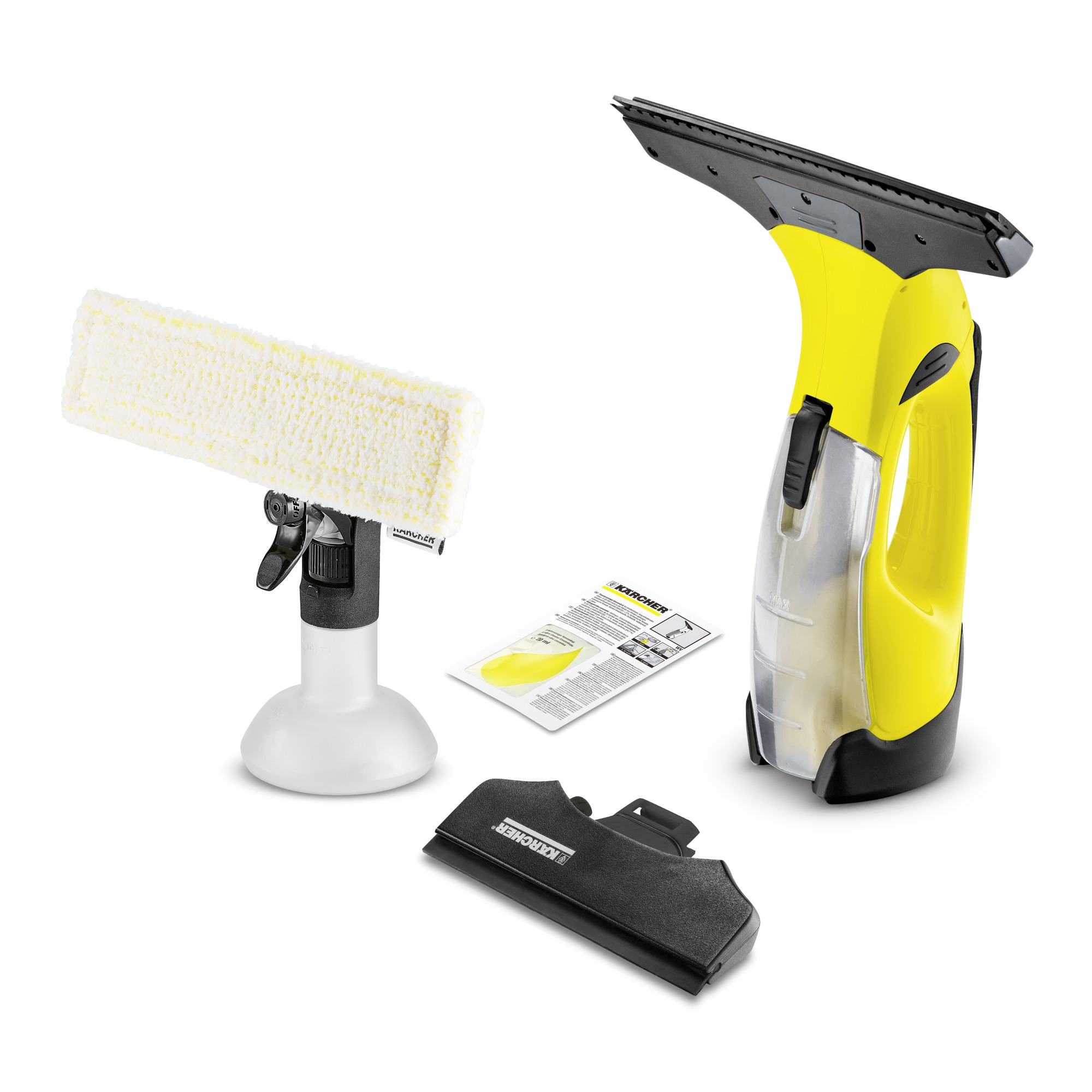 Window Vac WV 5 Premium Yellow
