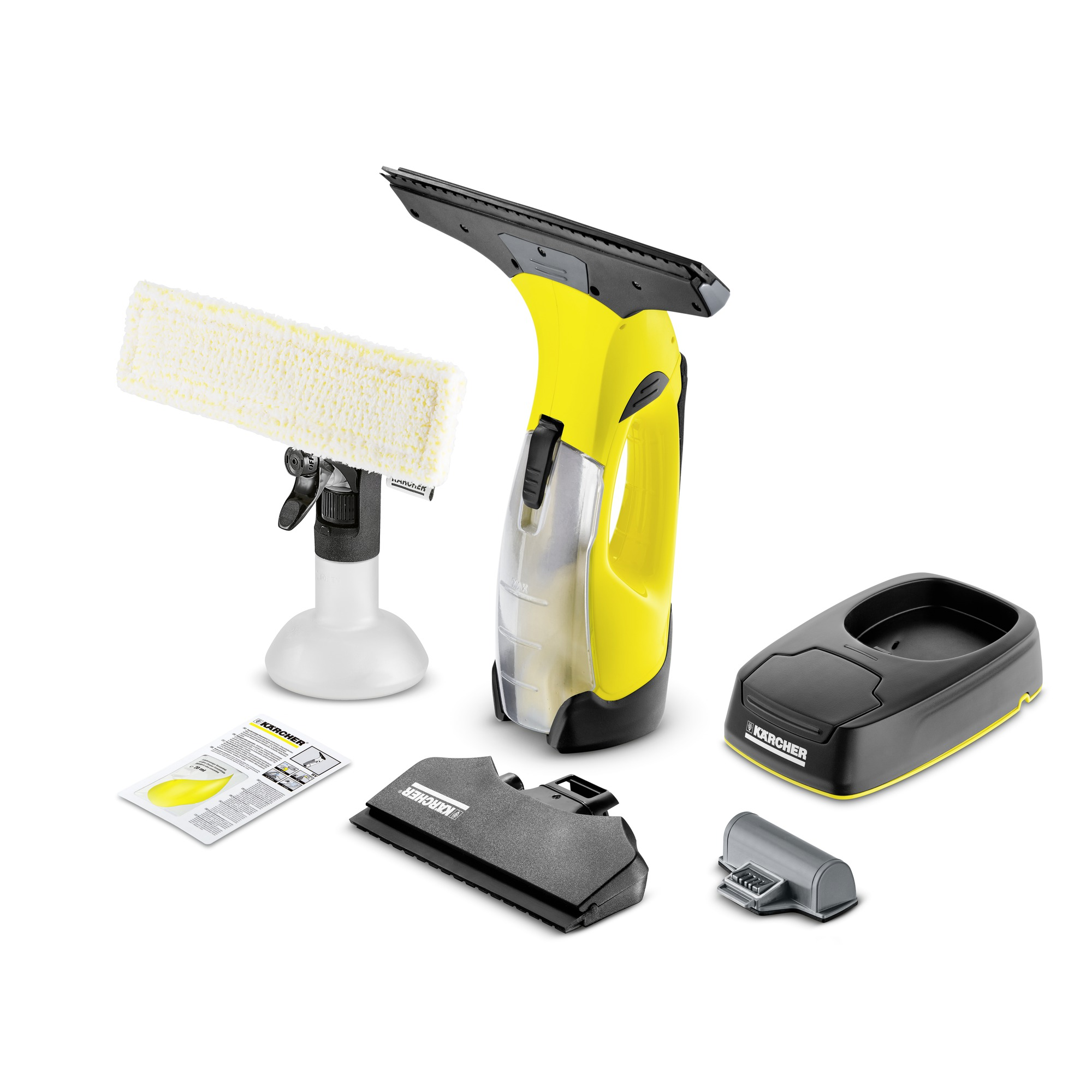 Window Vac WV 5 Premium NON-STOP Yellow