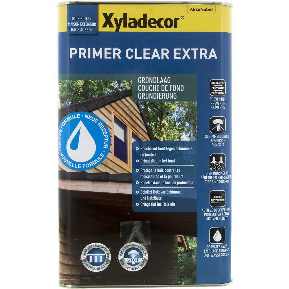 XY PRIMER CLEAR EXTRA  2,5L