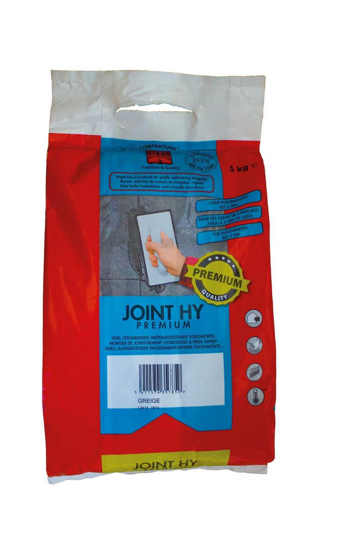 P.t.b.-joint Hy Premium 5kg cementgrijs