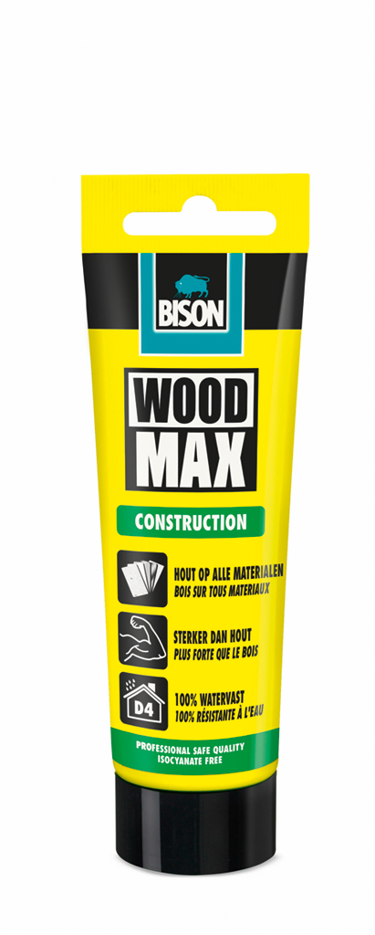 Bison Wood Max® 100 g tube
