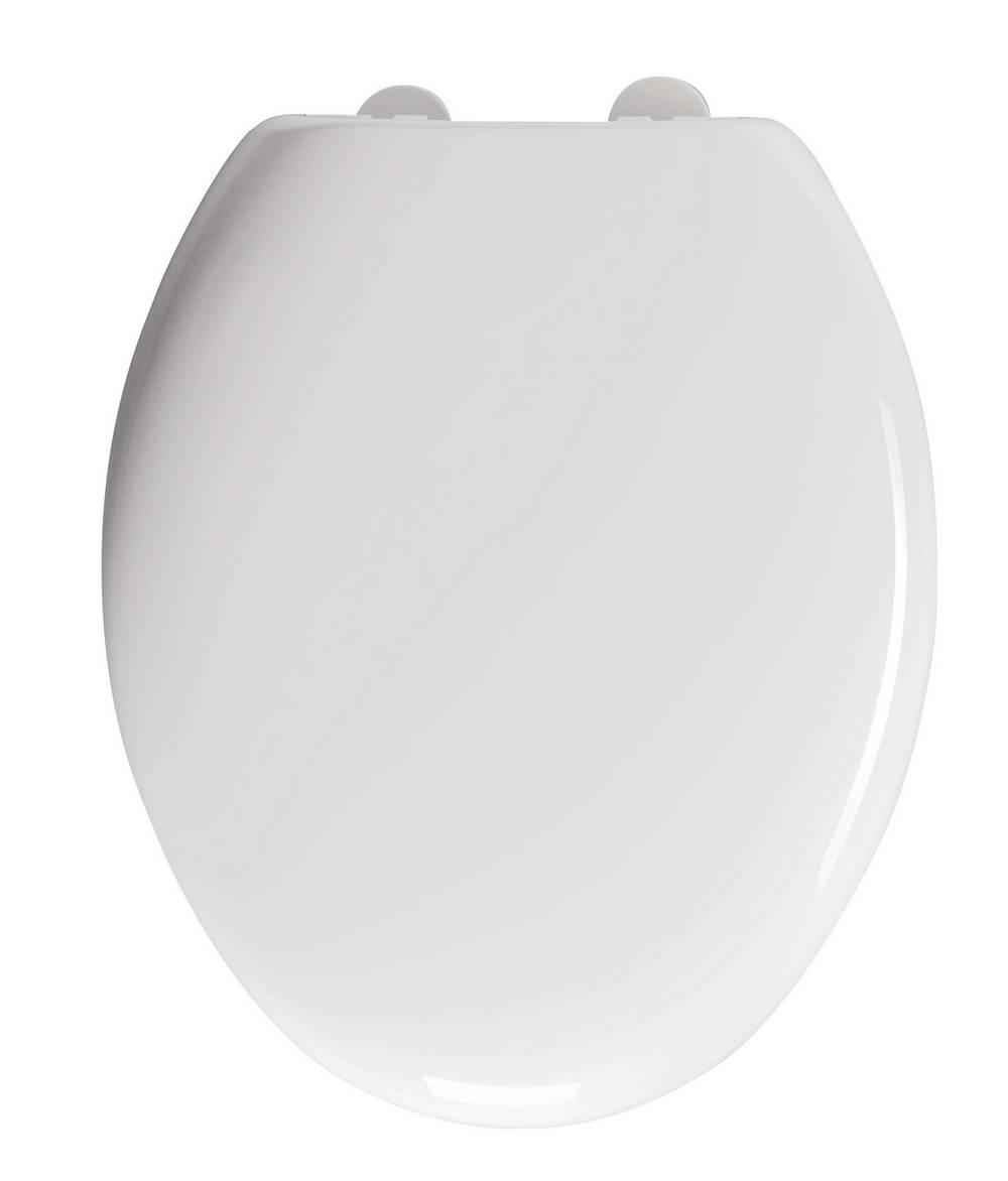 KARMA - WC-zitting - Glanzend Wit
