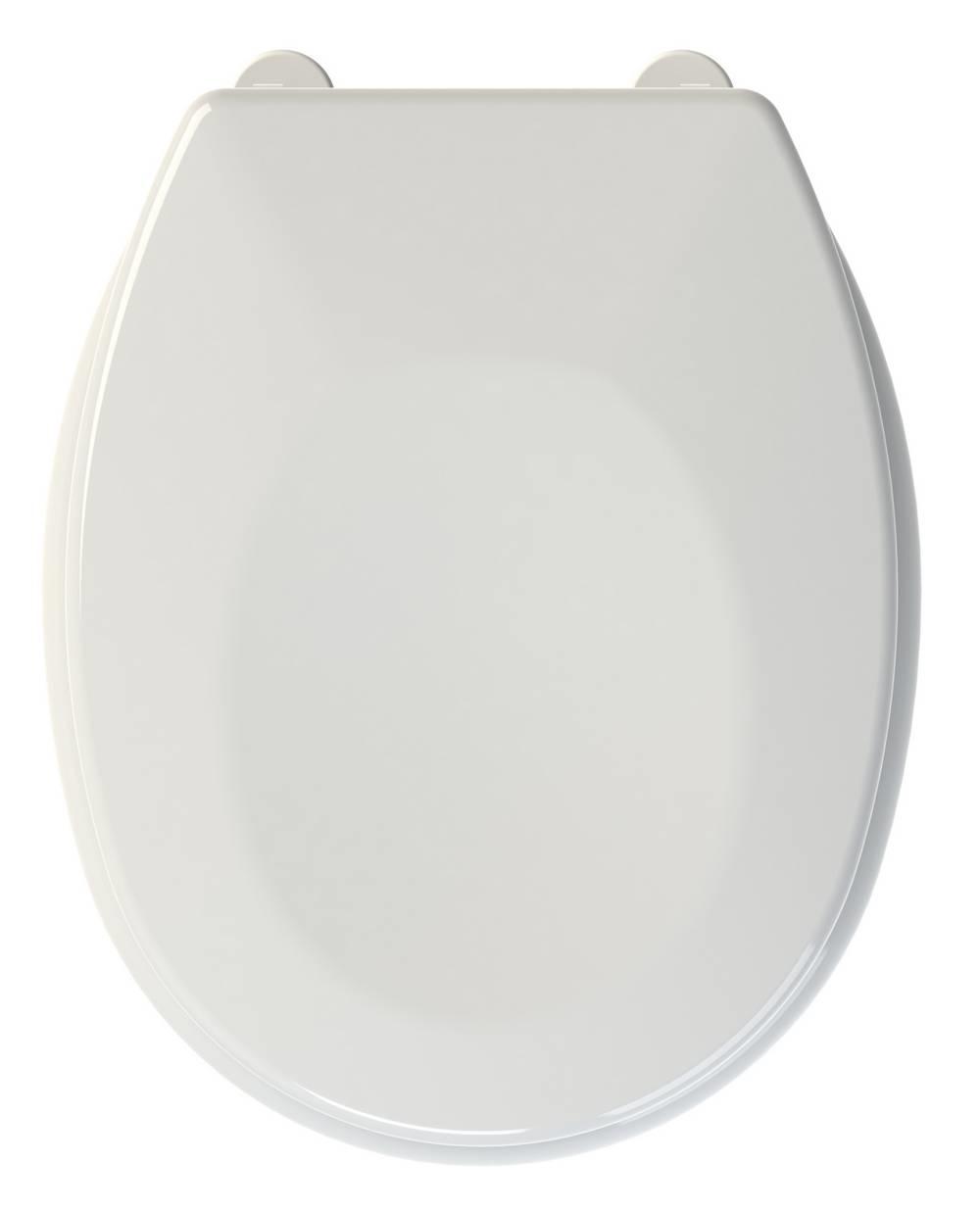 BRISTOL - WC-zitting - Glanzend Wit