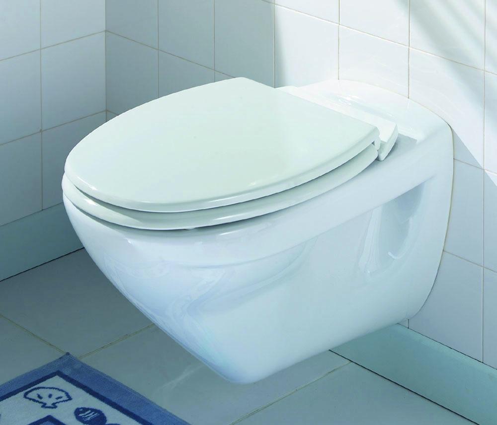 PALADIN - WC-zitting - Glanzend Wit