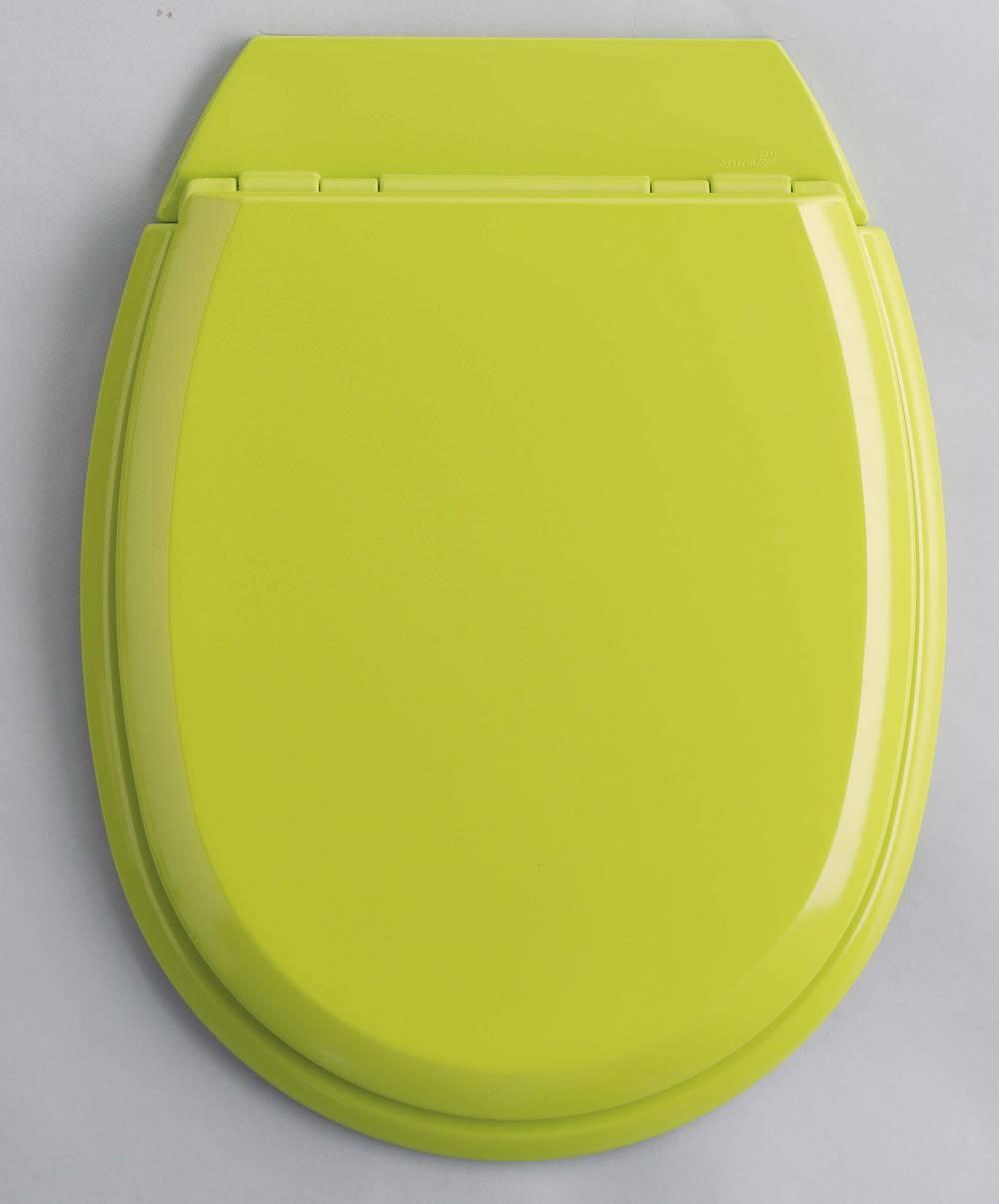 ATLAS - WC-zitting - Glanzend Groen