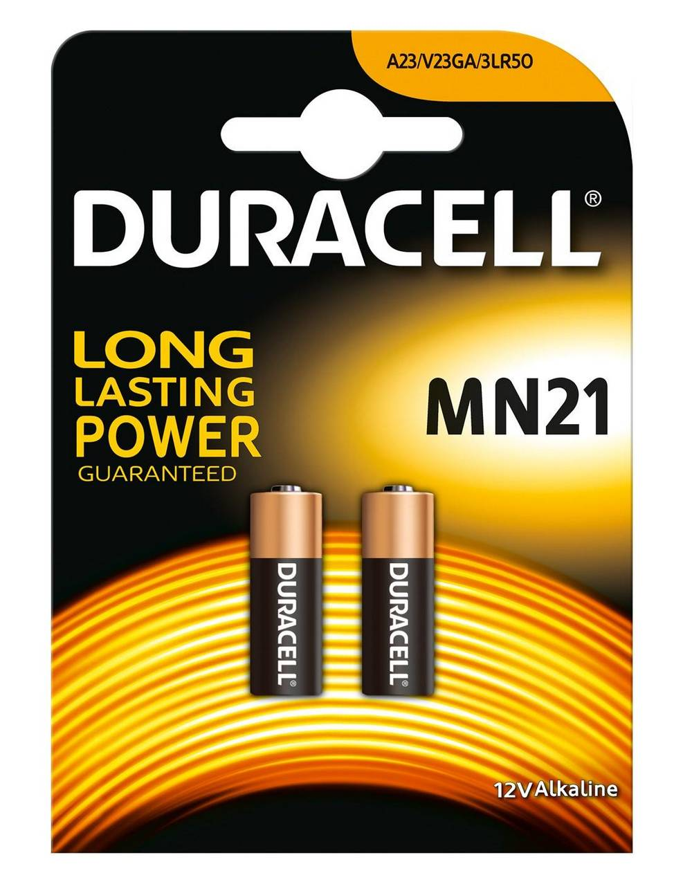 Batterij Cel Mn21 12v 2x