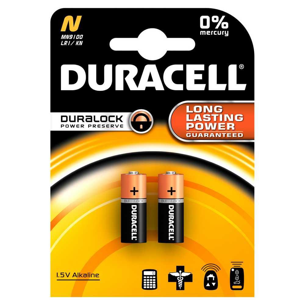 Batterij Cel Mn9100 1.5v 2x