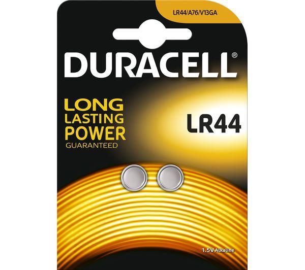 Batterij Cel Lr44 1.5v 2x
