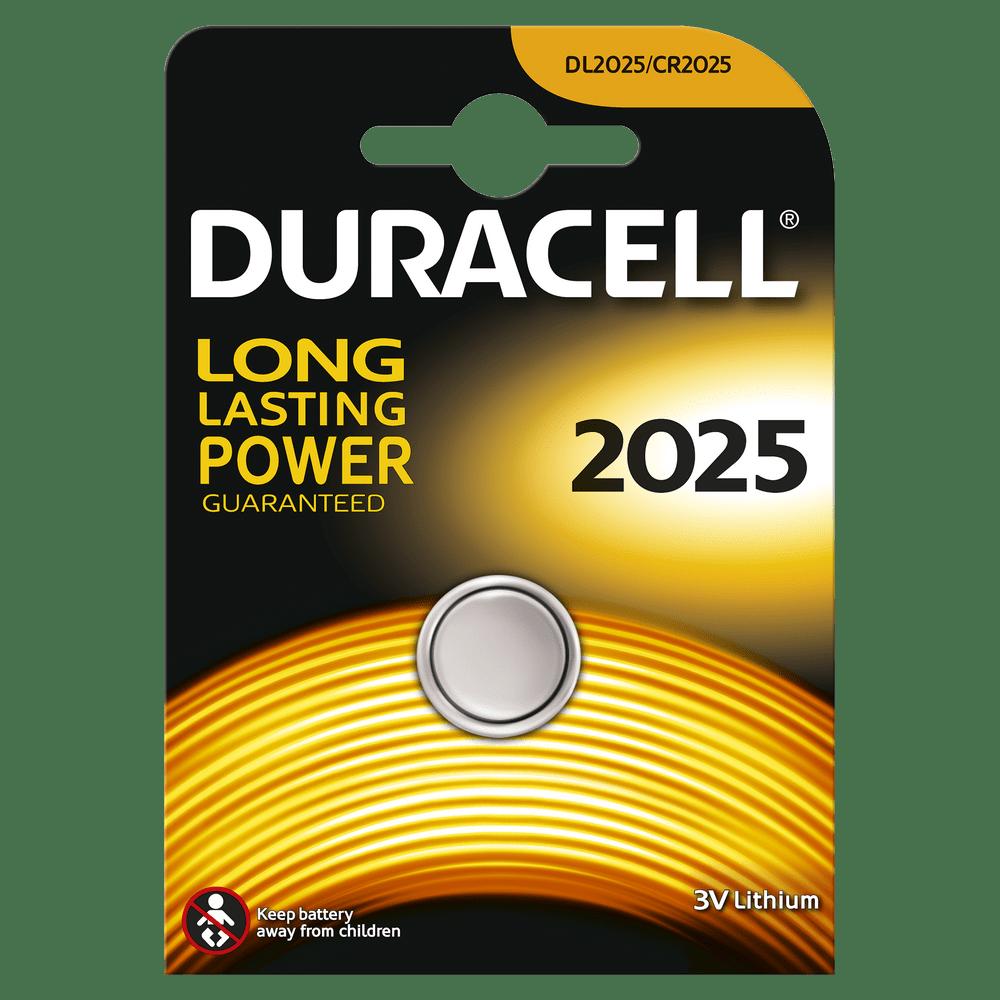 Batterij Cel Dl2025 Lithium 3v