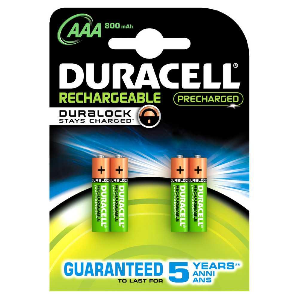 Batterij Ni-mh Staych Aaa 800mah 4x