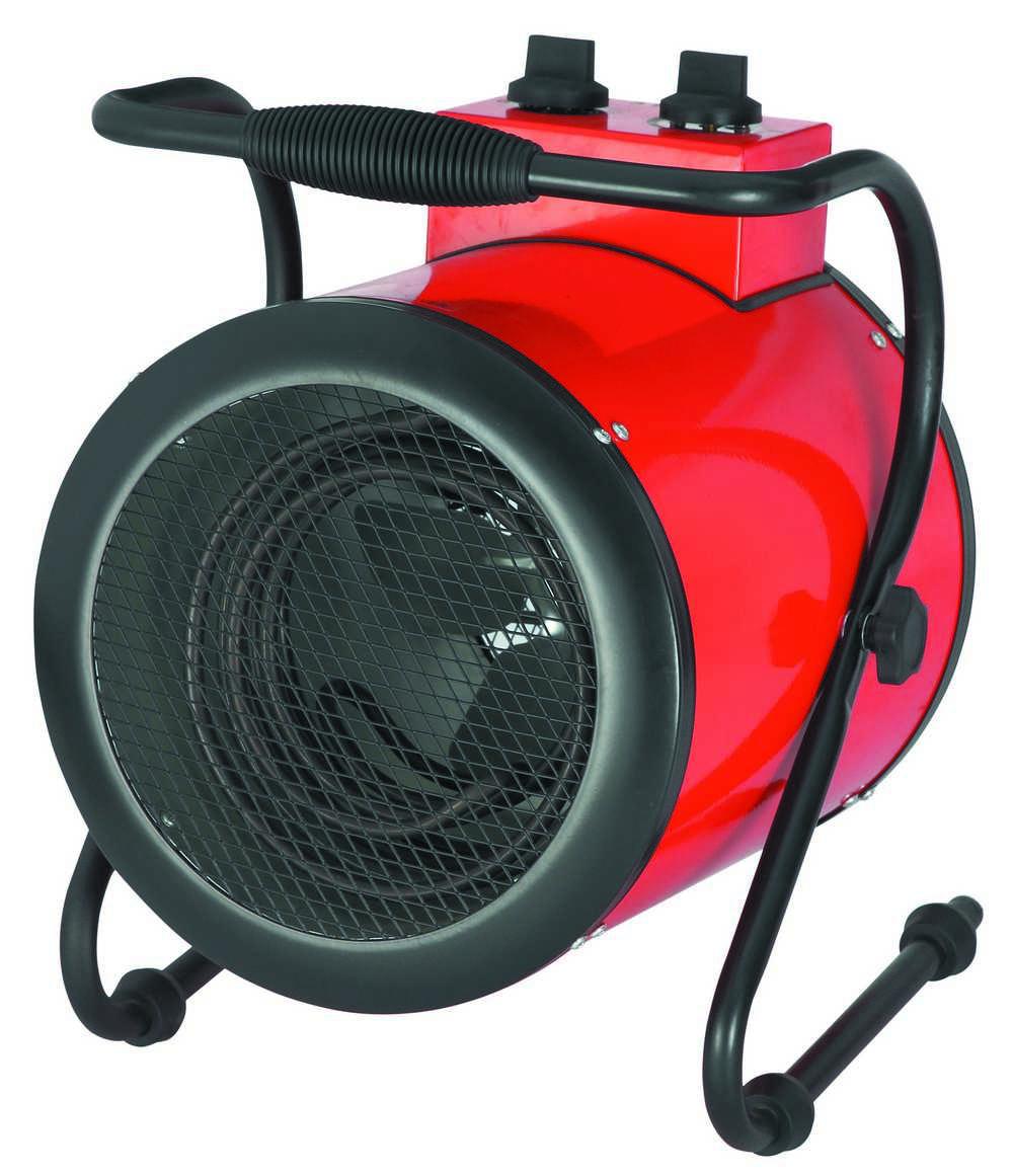 Industriele Blaasradiator 3000w Rd