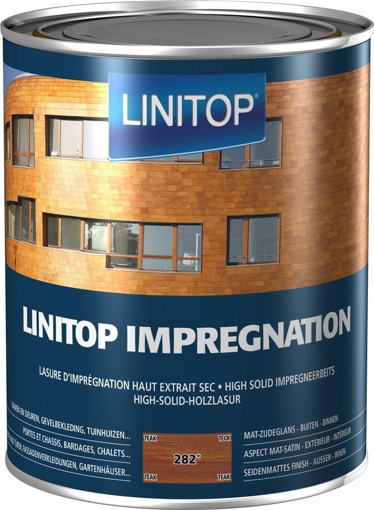 LINITOP IMPREGNATION 2,5LL 282 TEAK