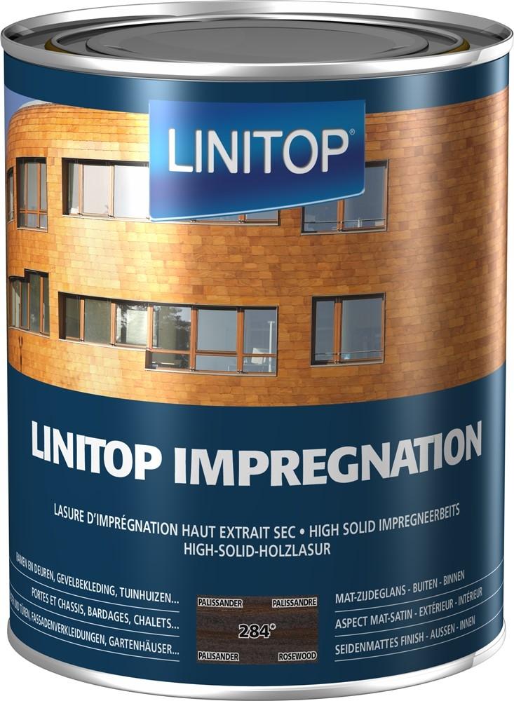 LINITOP IMPREGNATION 2,5LL 284 PALISSANDER