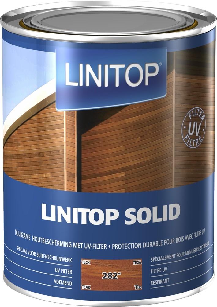 LINITOP SOLID 1L 282 TEAK