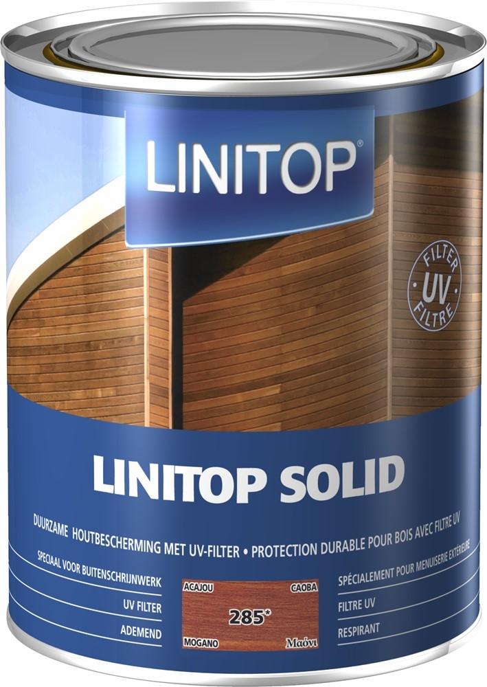 LINITOP SOLID 1L 285 MAHONIE