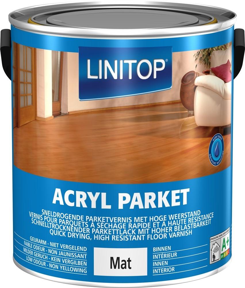ACRYL PARKET MAT 2,5L M Mat