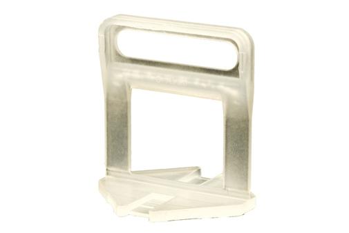 Spacer Clip 1mm 500stk/zak