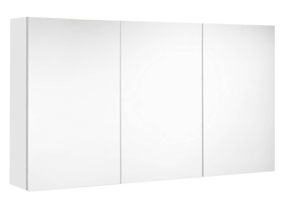NORDIK Toiletkast 120 cm - UTE - Ultra Mat  Wit