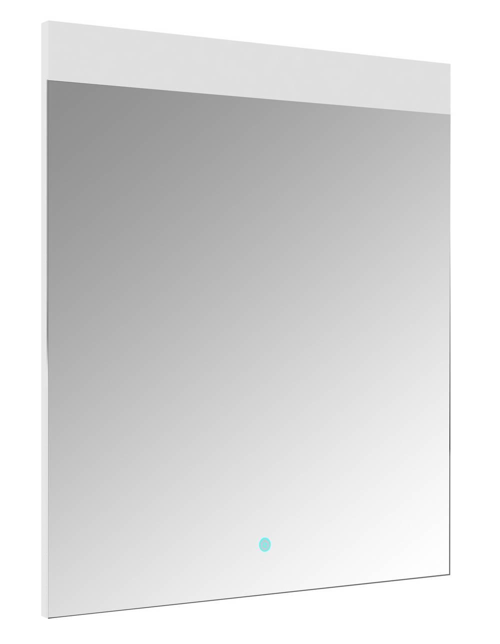 REI Spiegel met verlichting 60 cm met sensor Aluminium