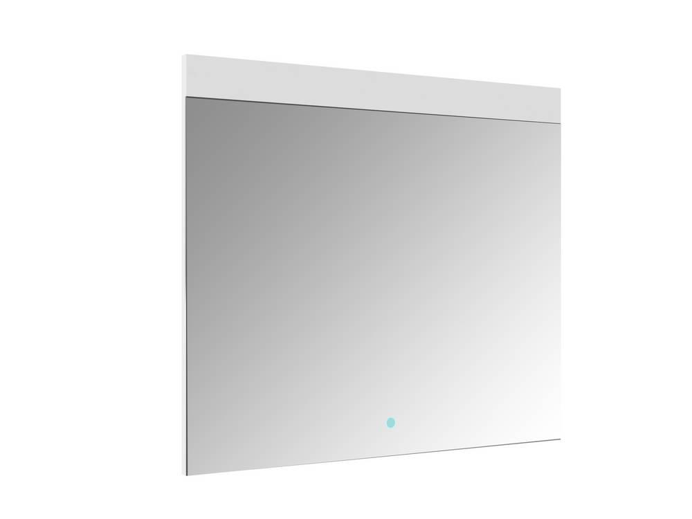 REI Spiegel met verlichting 80 cm met sensor Aluminium