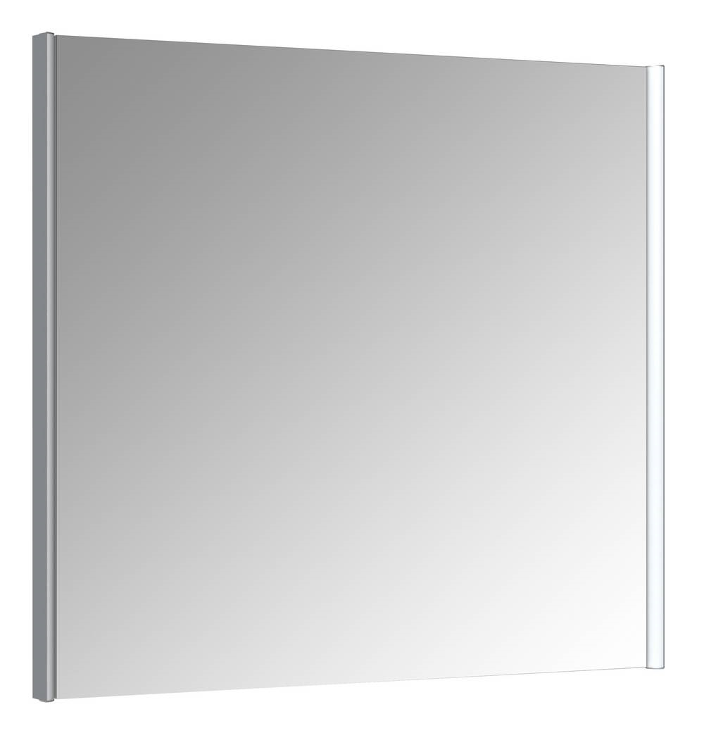 IKARI Spiegel met verlichting 80 cm Aluminium