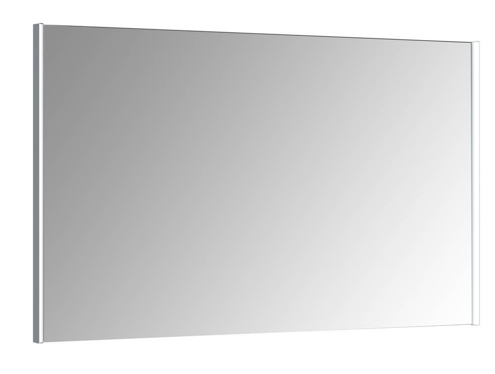 IKARI Spiegel met verlichting 140 cm Aluminium