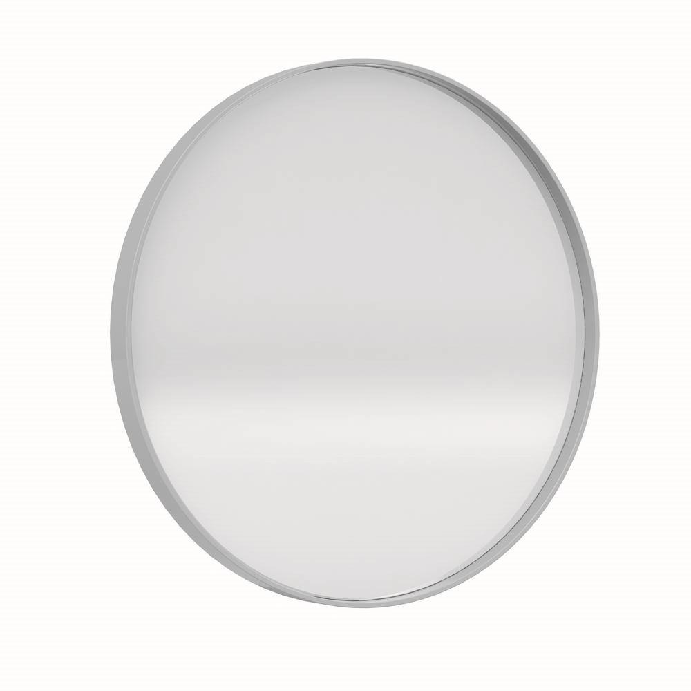 OKO Spiegel 60 cm Grijs Aluminium
