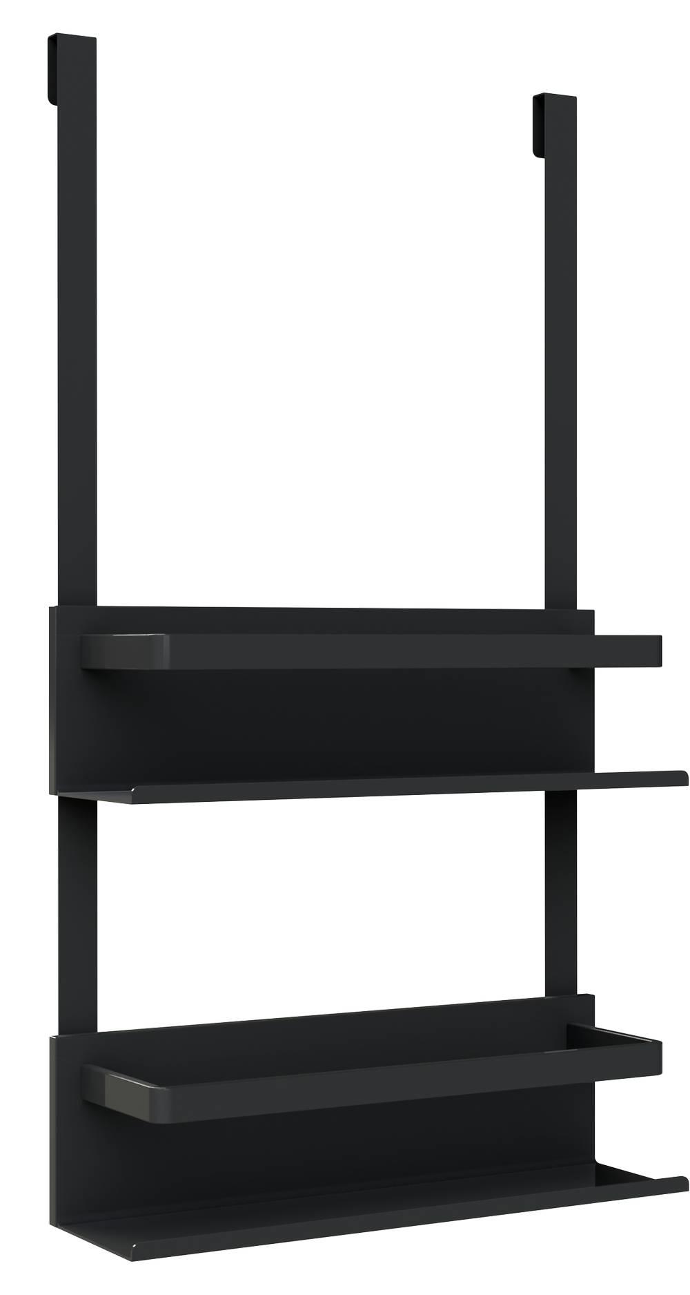NEW GAME douchetagère 35 cm zwart