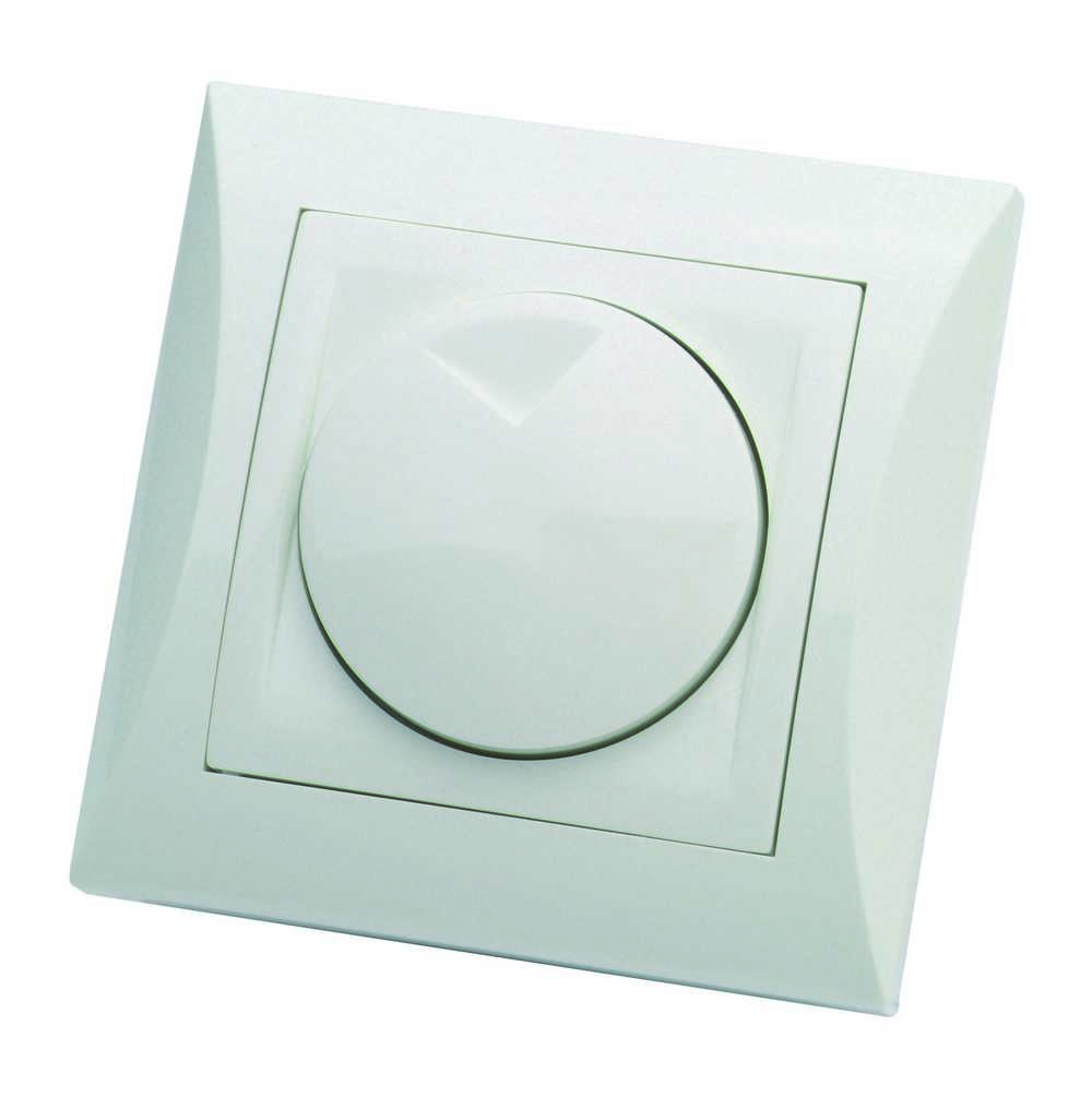 Dimmer Inbouw Cream