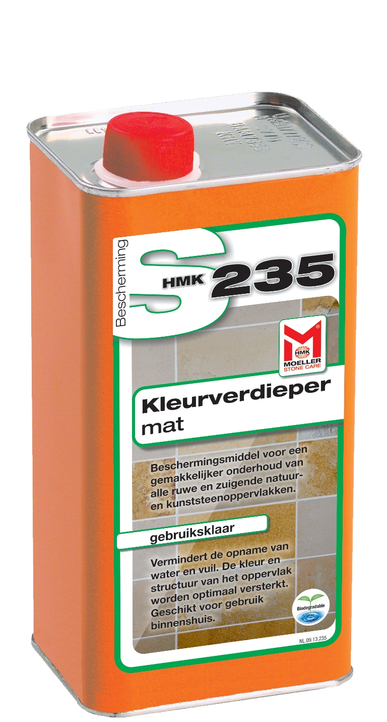 Hmk S235 Kleurverdieper mat 1L