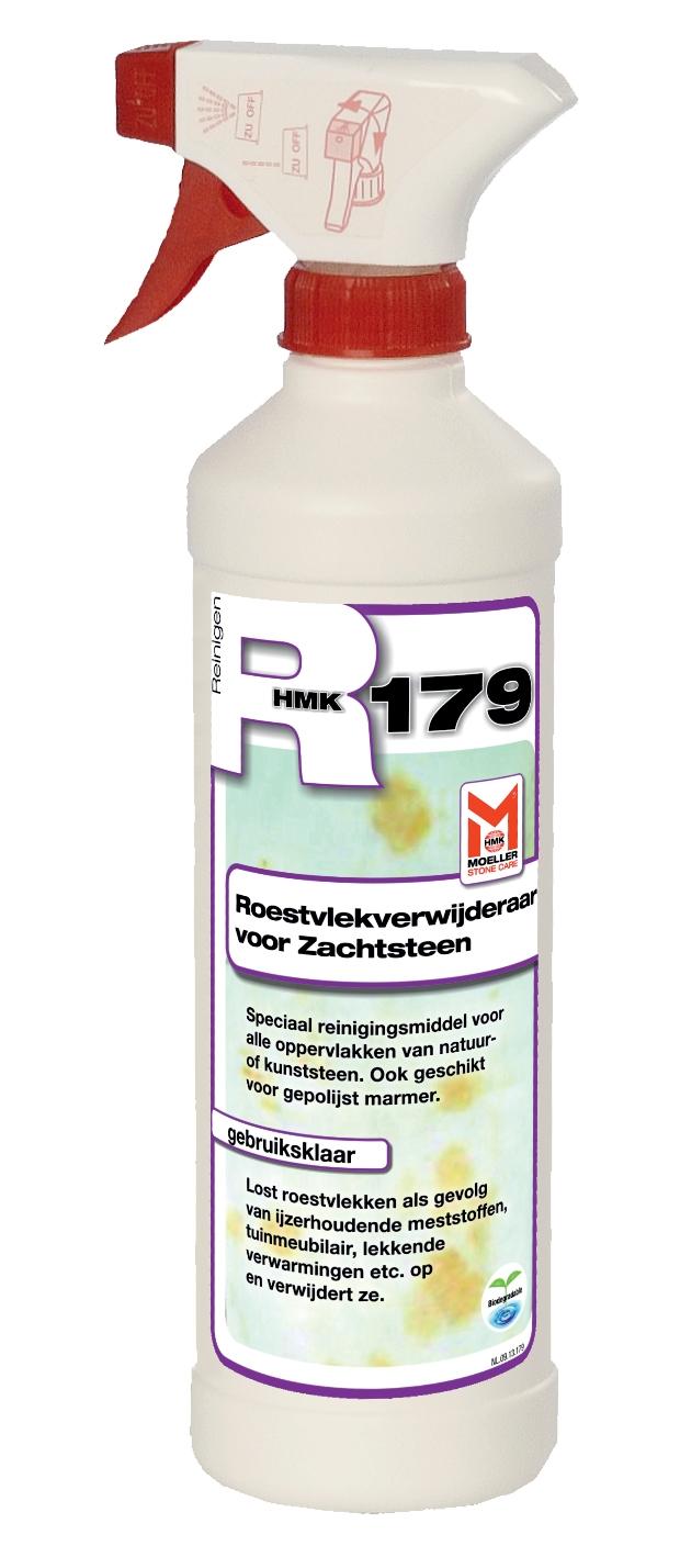 Hmk R179 Roestvlekkenwijderaar voor zachtsteen 0.5L