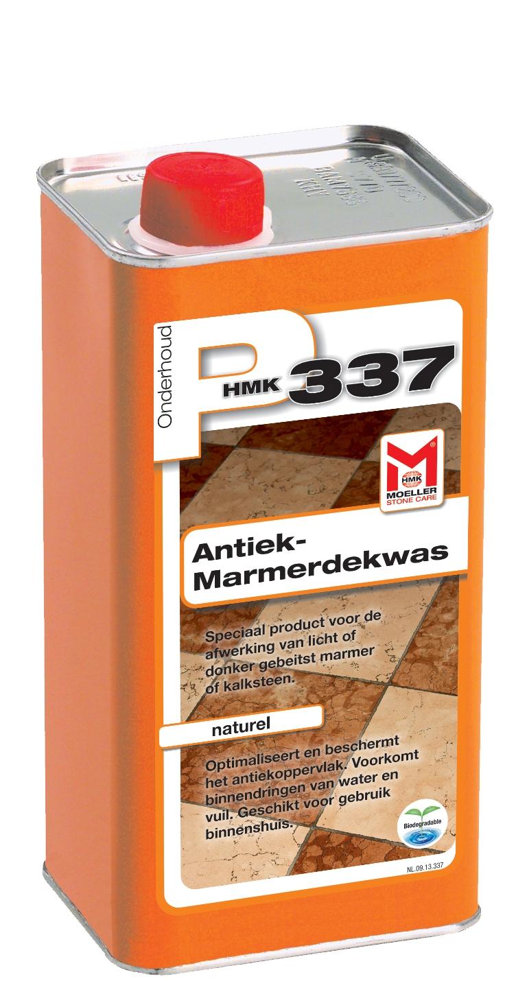 Hmk P337 Antiek -marmerdekwas naturel 1l