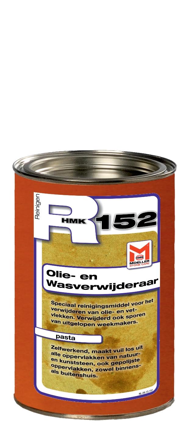 Hmk R152 Olie- en wasverwijderaar pasta 0.75L