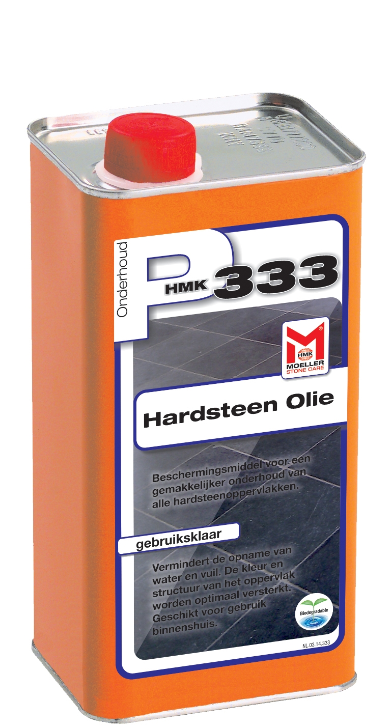 Hmk P333 Hardsteenolie 1L