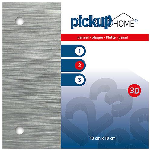 3D Home paneel alu 100x100 mm