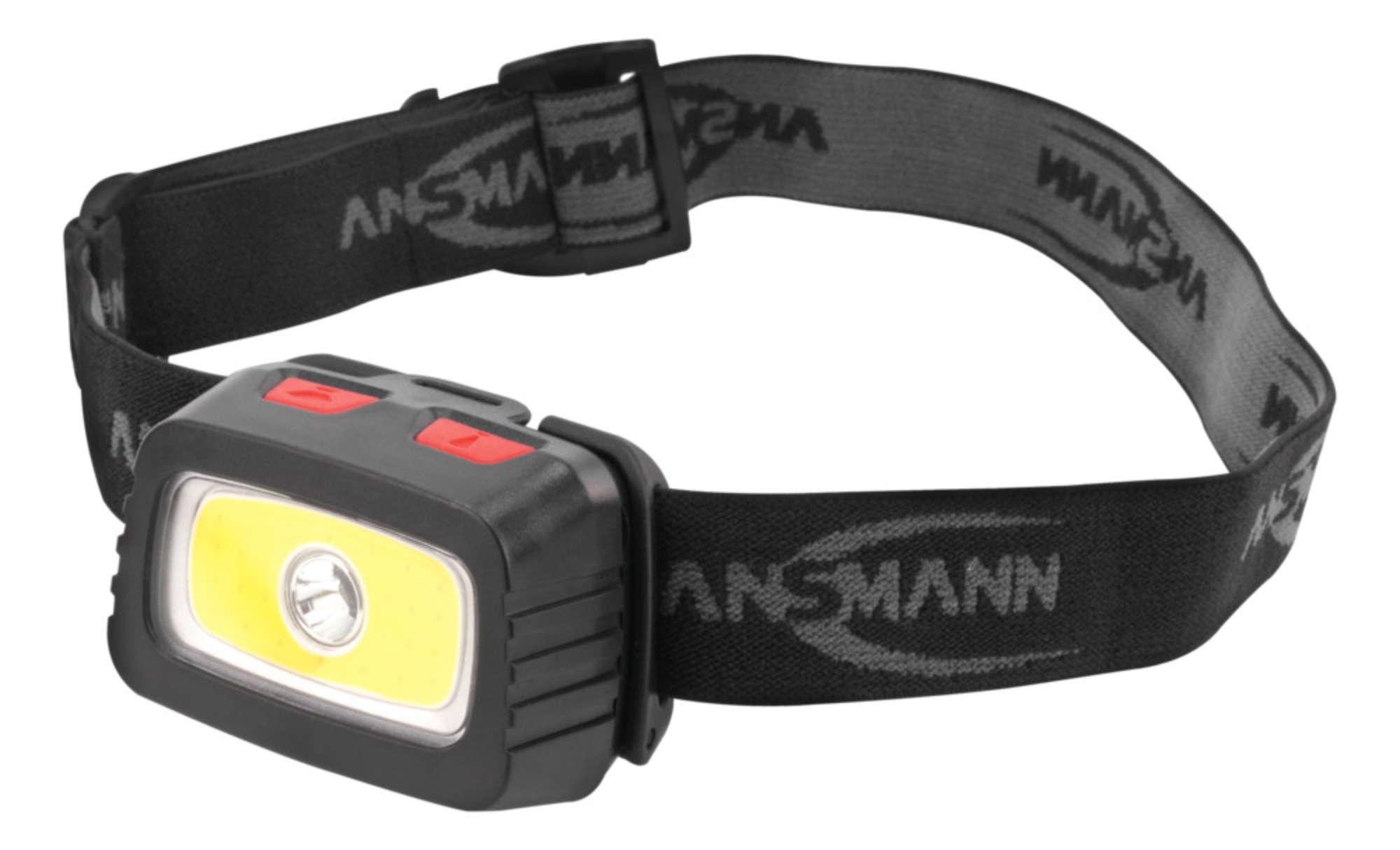ANSMANNMobiele verlichtingHeadlight HD200B