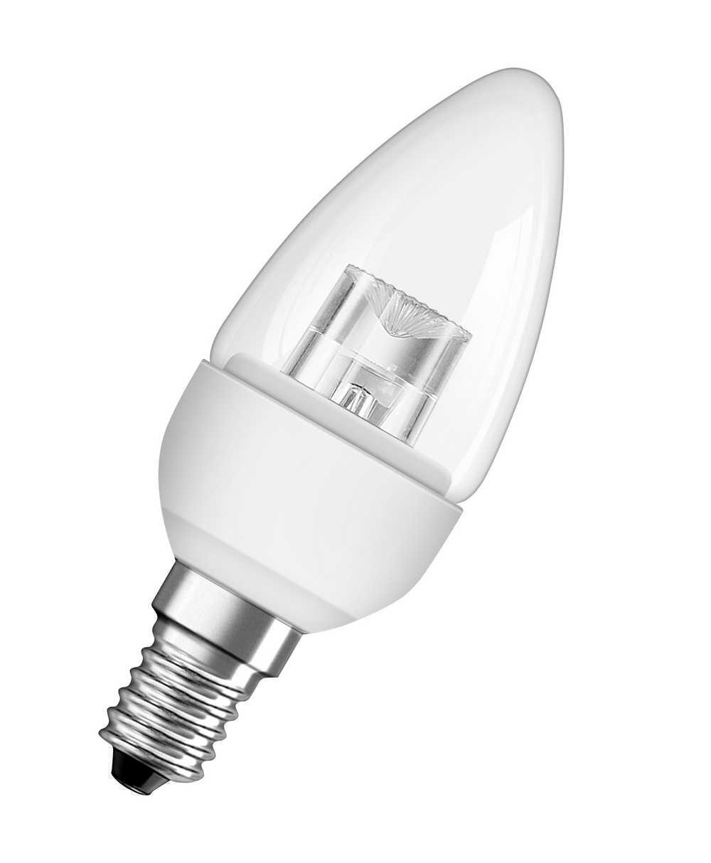 LED STAR CL B 25 3,3W/827 E14 CL