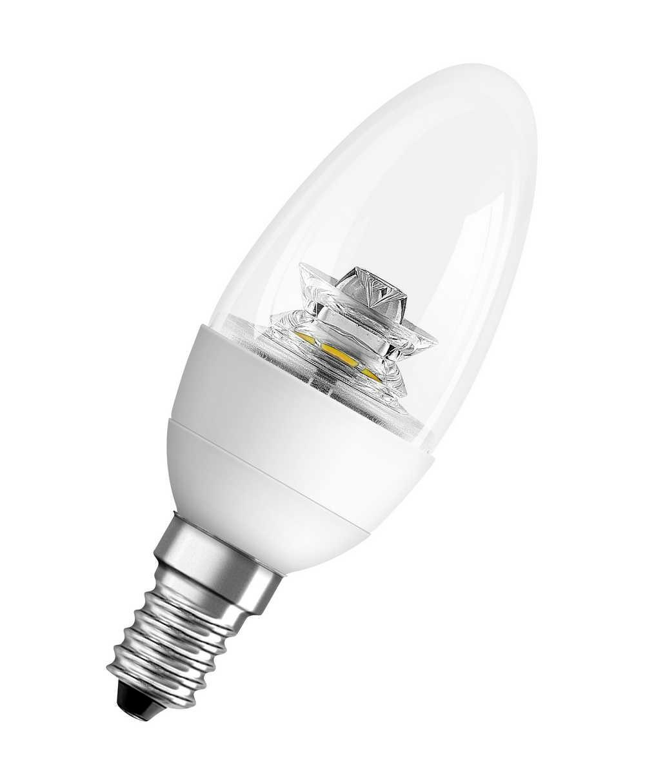 LED SUPERSTAR B40 E14 6.5W HEL DIM