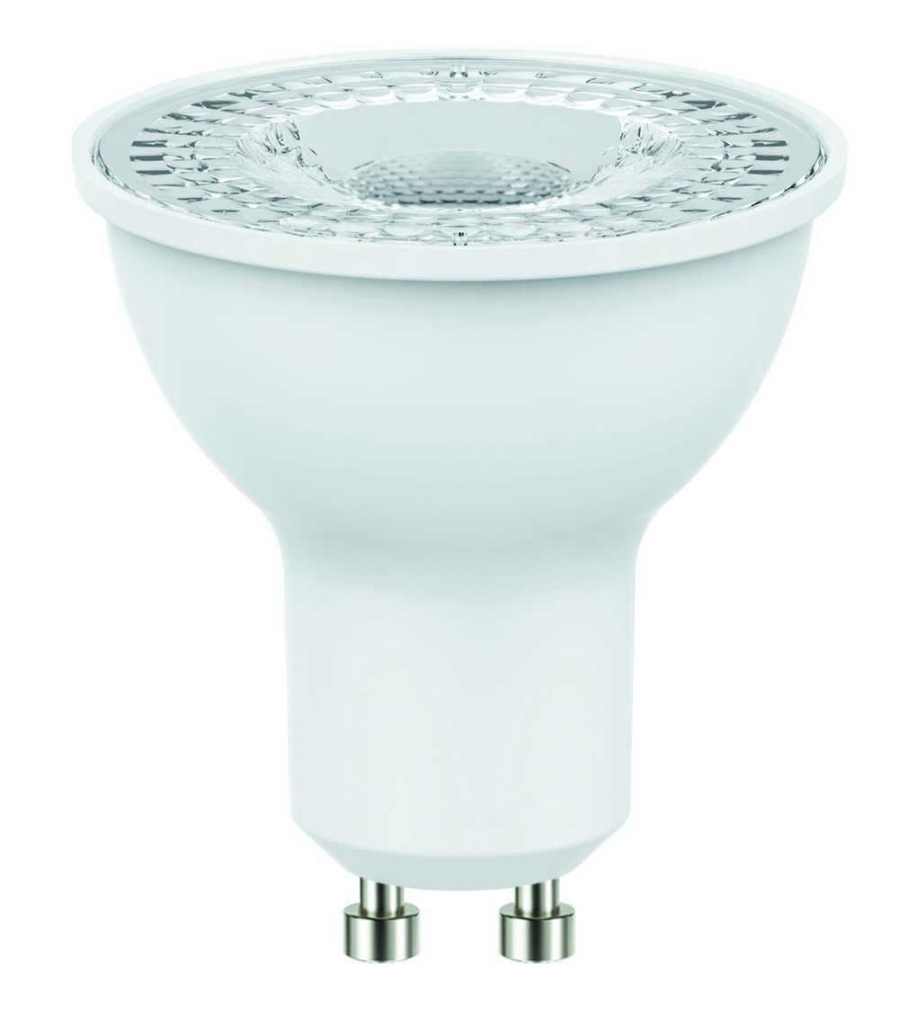 LED REFL GU10 5W WW 350LM